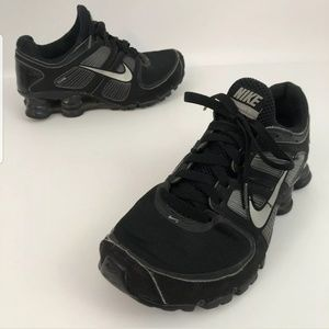 Nike Shox Turbo 11 Flywire Women's Size 7.5 1/2 Bl